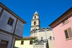 alleyway Satriano di Lucania Italia Imagenes de archivo