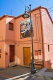 Alleyway. Satriano di Lucania. Italy. Stock Photo
