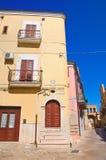 alleyway Torremaggiore La Puglia L'Italia Immagine Stock Libera da Diritti