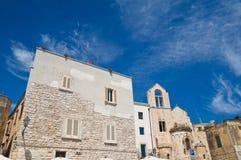 alleyway Trani La Puglia L'Italia Immagine Stock