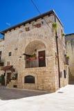 alleyway Turi La Puglia L'Italia Immagine Stock