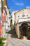 Alleyway. Tursi. Basilicata. Italy. Stock Photography