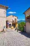 alleyway Viggianello La Basilicata L'Italia Immagini Stock Libere da Diritti
