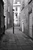 alleyway zmrok Zdjęcia Stock