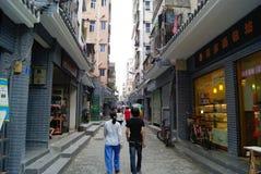 Alleyways Immagini Stock Libere da Diritti