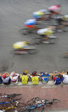 Allez à vélo l'emballage Images libres de droits