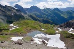 Allgäuer Alpen, Alemania Imagen de archivo
