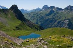 Allgäuer Alpen, Alemania Foto de archivo libre de regalías