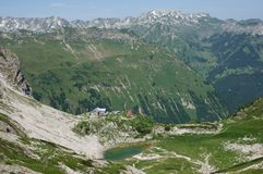 Allgäuer Alpen , Germany Stock Photos