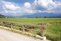 Allgaeu Landscape Royalty Free Stock Image
