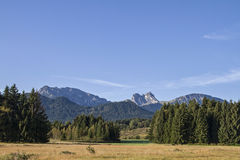 Allgaeu landscape Stock Photography