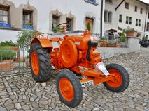 Allgaier traktor fotografering för bildbyråer