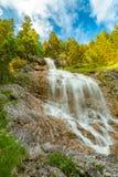 Allgau водопада стоковые изображения rf