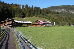 Allgau Bavaria Stock Photos