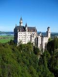Neuschwanstein Castle Στοκ εικόνα με δικαίωμα ελεύθερης χρήσης