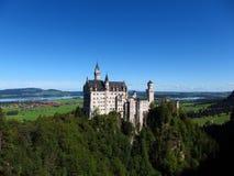 Neuschwanstein Castle Στοκ Εικόνα