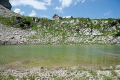 Allgauer Alpen Fotografia Stock