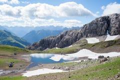 Allgauer Alpen Royalty Free Stock Photo