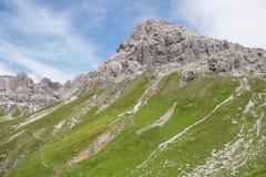 Allgauer Alpen Stock Photo