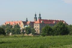 Allgemeine Ansicht des Klosters Stockbilder