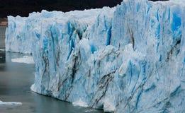 Allgemeine Ansicht des Perito Moreno Glacier argentinien landschaft Stockfotografie