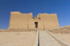 Allgemeine Ansicht des Tempels von Kalabsha (Ägypten) Stockfotografie