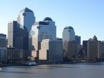 Allgemeine Ansicht New- York Citymanhattan Lizenzfreies Stockbild