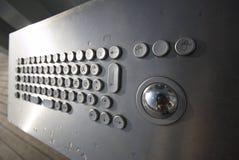 Allgemeine Computer-Tastatur Stockfotos