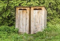 Allgemeine Toilette Stockbild