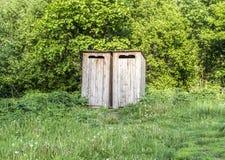 Allgemeine Toilette Stockfotos