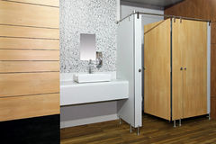 Allgemeine Toilette Lizenzfreie Stockfotos