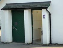 Allgemeine Toiletten Lizenzfreie Stockfotografie