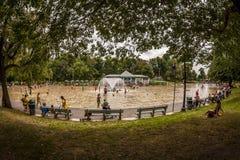 Allgemeiner Garten Bostons Lizenzfreie Stockfotos