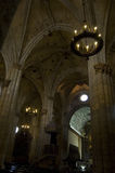 Allgemeiner Nave der SE-Kathedrale lizenzfreie stockbilder