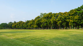 Allgemeiner Park Lizenzfreies Stockfoto