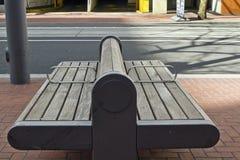 Allgemeiner Park-Bank Stockfotografie