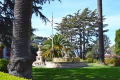 Allgemeiner Park Vina Del Mar Park in Sausalito, Kalifornien Lizenzfreie Stockbilder