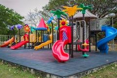 Allgemeiner Spielplatz Stockfoto