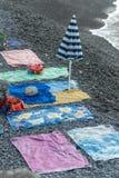 Allgemeiner Strand Lizenzfreie Stockbilder
