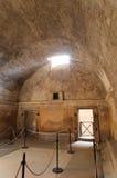 Allgemeines Bad im Pompeji Stockfotos