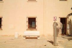 Allgemeines Telefon in der Straße stockbild