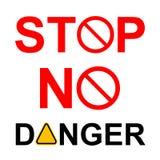 Allgemeines Verbot, verbotenes Zeichen Auch im corel abgehobenen Betrag Roter Kreis der leeren Schablone lokalisiert auf Weiß kan Lizenzfreies Stockbild
