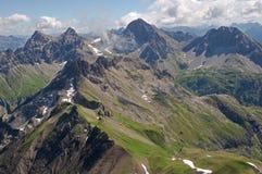Allgäuer Alpen , Germany Royalty Free Stock Image