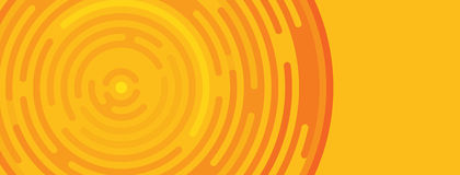 Allhelgonaaftonmall med stället för text och logoen, copy— deg, orange halloween kort Arkivfoton