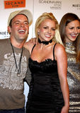 Alli Sims, Claus Hjelmbak and Britney Spears Stock Photos