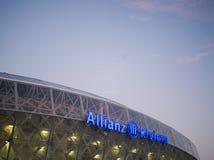 Allian Ривьера, славное, Франция Стоковые Изображения RF