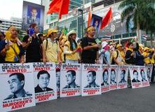 alliansdemokratifolk s Royaltyfri Fotografi