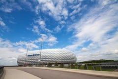 Allianz竞技场 库存照片