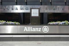 Allianz royalty-vrije stock afbeelding