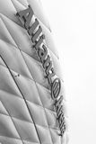Allianz Arena. Munchen, closeup view royalty free stock photo